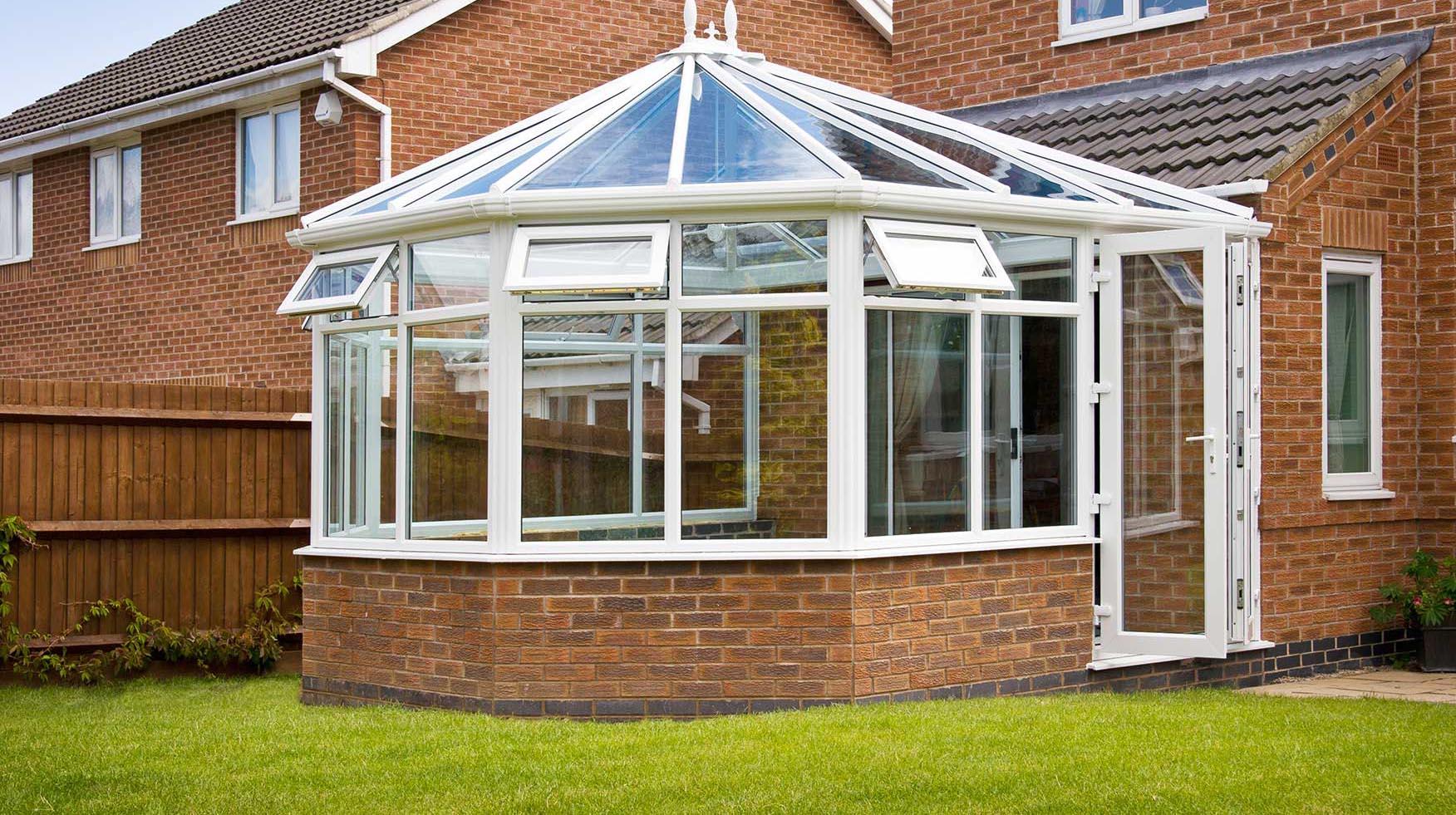Conservatory Glazing uPVC