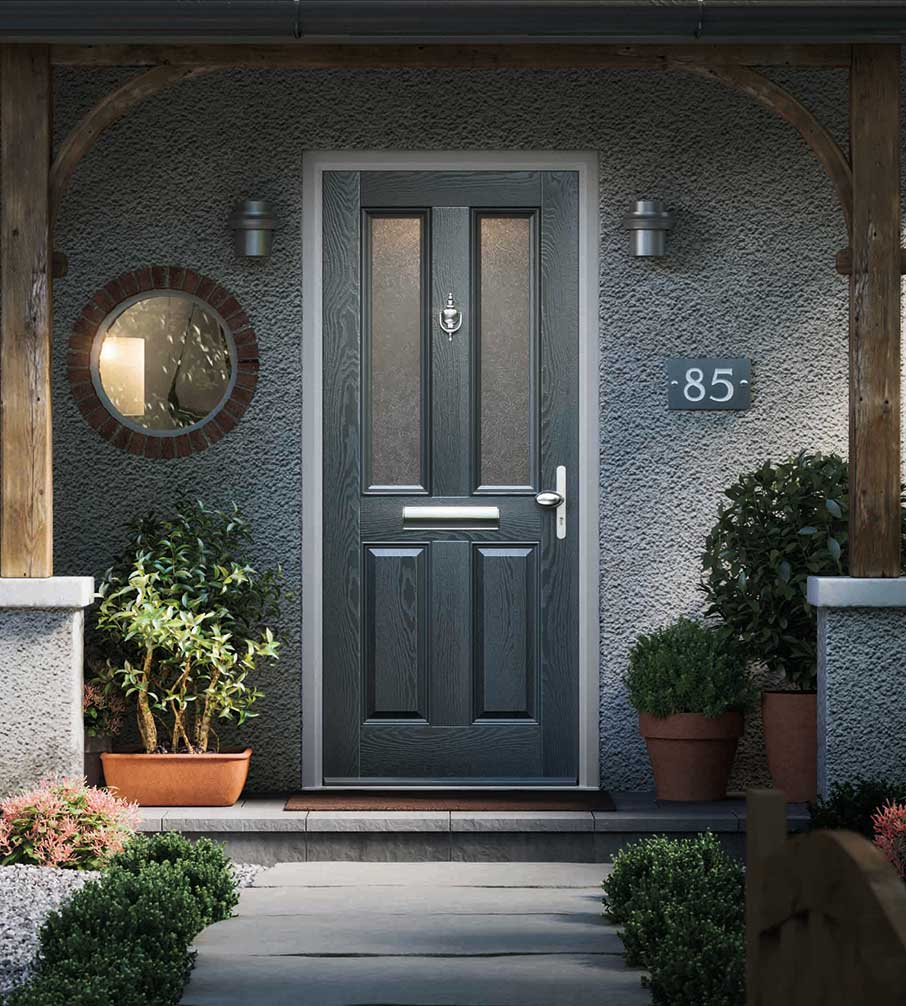 Composite Doors in Cambridgeshire